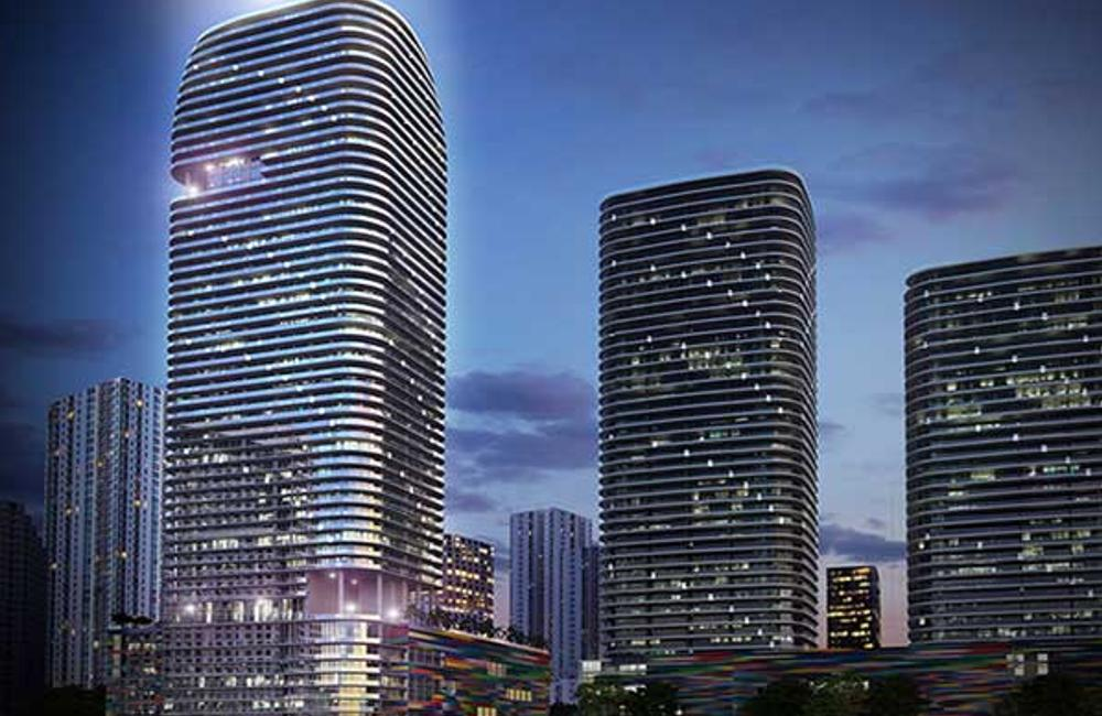 SLS LUX Brickell Hotel & Residences, Miami by The Related Group